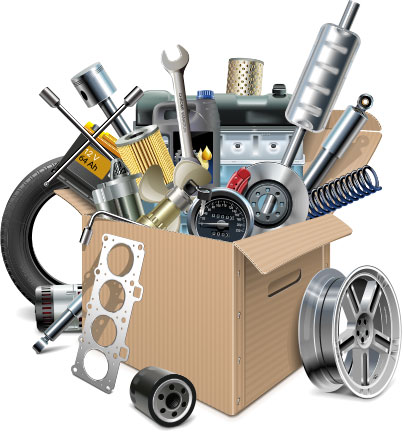 service for auto parts business