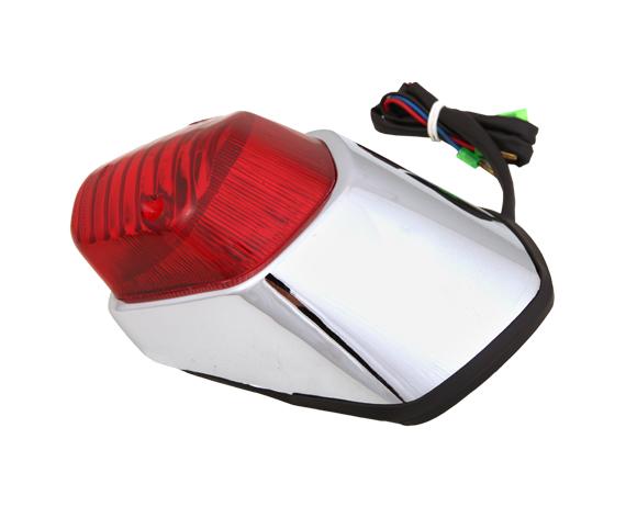 Taillight for Harley Chopper Cruiser SMRT02