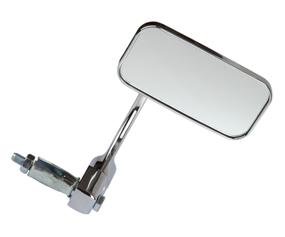 chrome plated bar end mirror for BSA A50 SMRM06