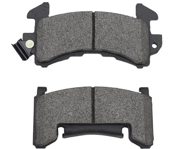 Brake pad 01155444 for Buick Chevrolet SCBP2