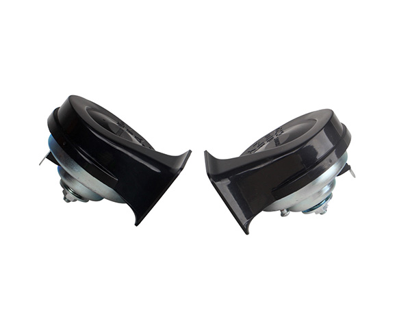 Car horn Snail type for Toyota 12V Loudness 110~129 db back view SCSH1