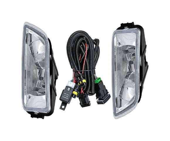 Fog lamp for Honda Accord front view SCF3