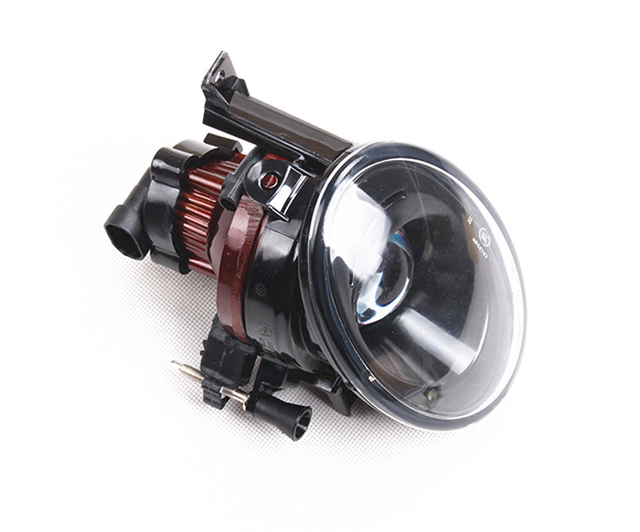 Fog lamp for Volkswagen Golf 6 front view SCF5