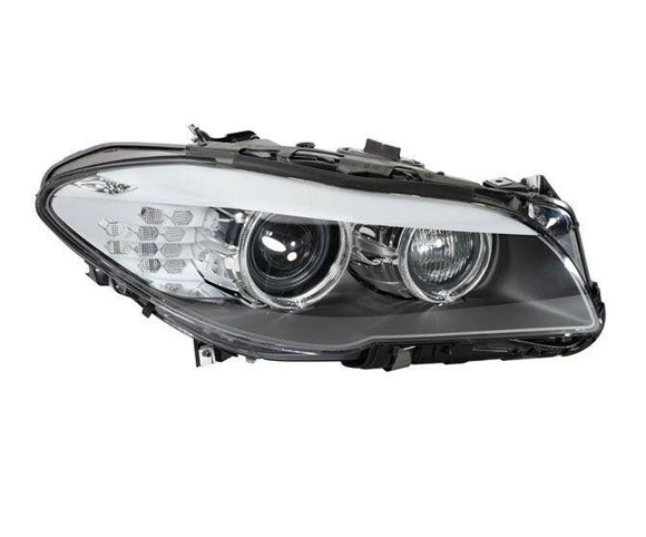Headlight for BMW F10, F11, F18, 63117271911 left view SCH9