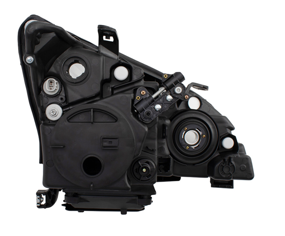 Headlight for Lexus RX350 back view SCH3