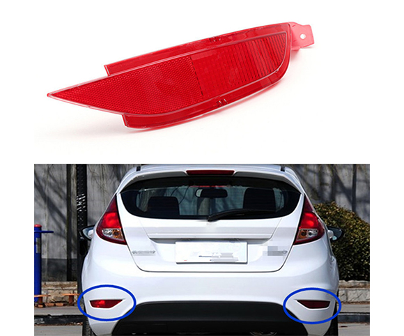 Indicator lamp for Ford Fiesta front view SCL7