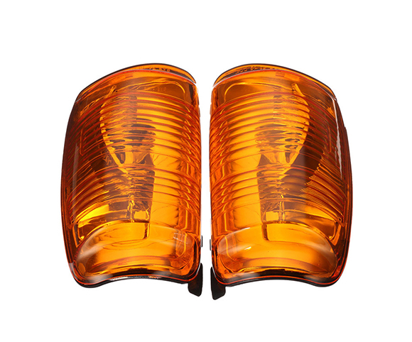 Indicator lamp for Ford MK8 red front view SCL8