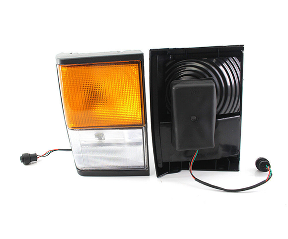 Indicator lamp for Land Rover PRC8950-PRC8949 back view SCL9