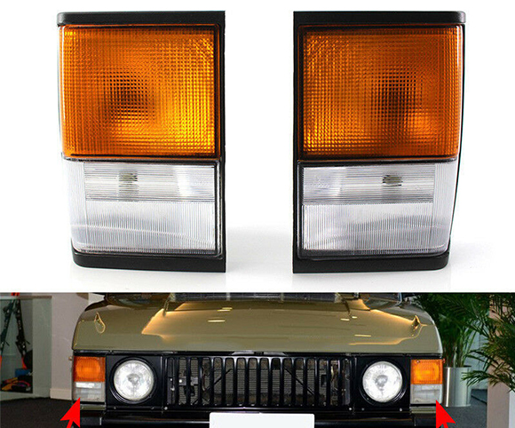 Indicator lamp for Land Rover PRC8950-PRC8949 SCL9