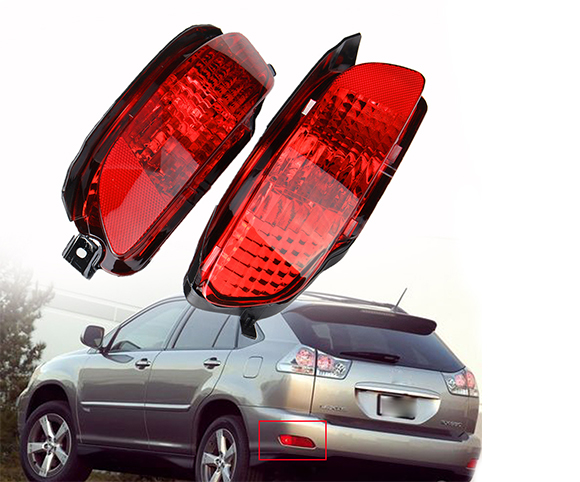 Indicator light for Lexus RX330 side view SCL10