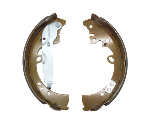 OE 04495-0K120 brake shoe set for Toyota SCBS3