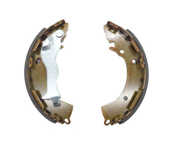 OE 58350-0PA00 brake shoe set for Hyundai Kia SCBS4