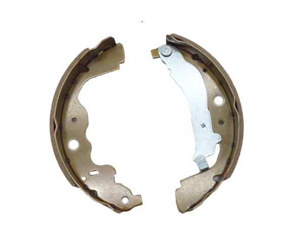 OE 6001549703 brake shoe set for Dacia SCBS7