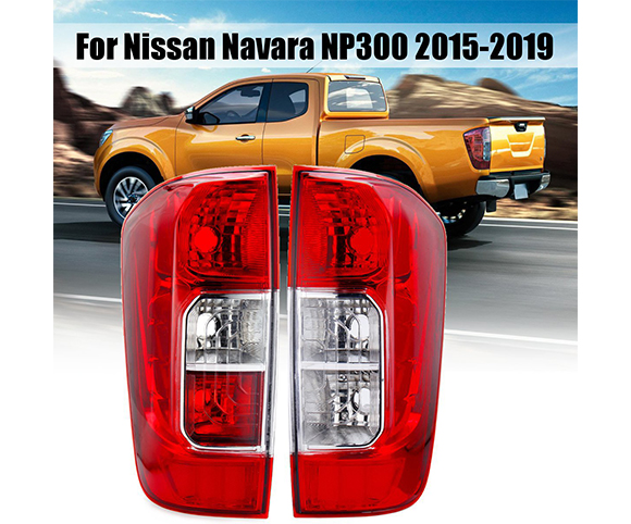 Tail light for Nissan Navara D23 front view SCTL2