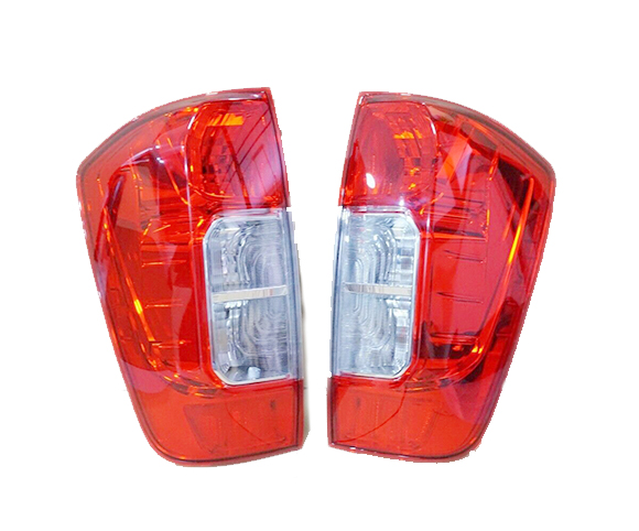 Tail light for Nissan Navara D23 side view SCTL2