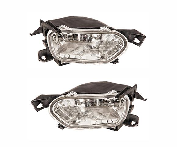 Fog Light For Honda CRV CR-V 2002~2004 RD5 RD7, 33951S9A003, 33901S9A003, front view SCF19