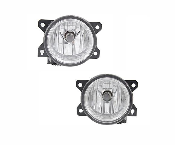 Fog Light for Honda Civic 2016, 33900TBAA01, 33950TBAA01, pair view SCF37