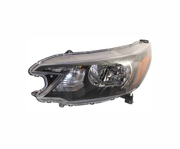 Headlight For HONDA CR-V 2012~2014, 33100T0AH01, 33150T0AH01, front view SCH35