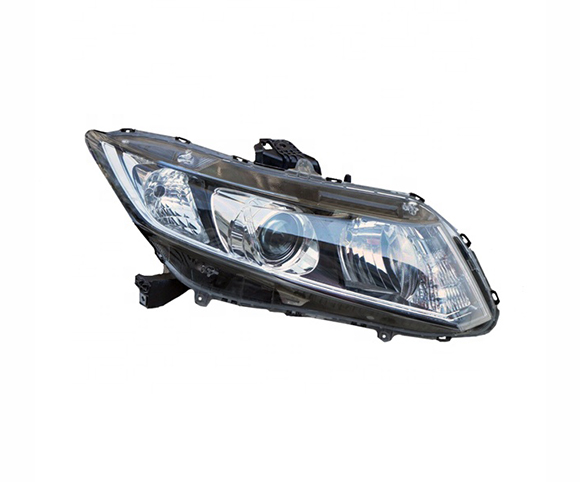 Headlight For Honda Civic 2012-2015, 33150TR0A51, 33100TR0A51, front view SCH33