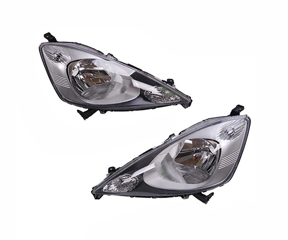 Headlight For Honda Jazz Fit GE6 GE8, 2012~2014, 33150TG5H01, 33100TG5H01, front view SCH34