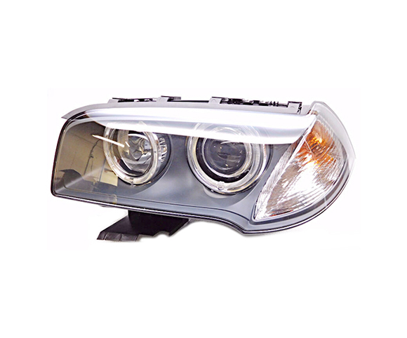 Headlight for BMW X3, 63123448959, 63123448960 front view SCH17