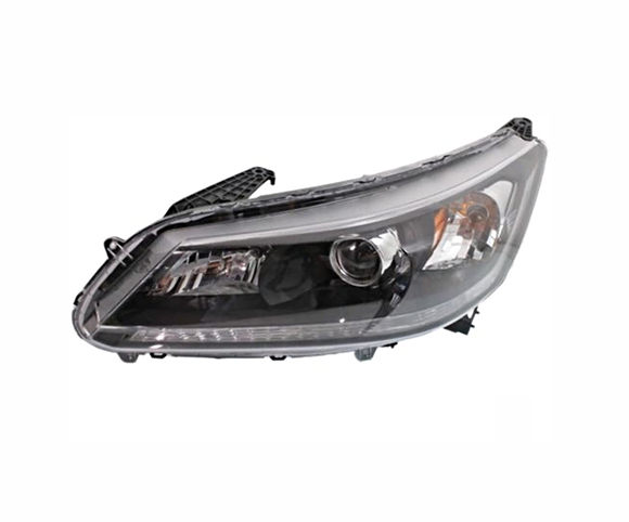 Headlight for Honda Accord, 71107TR3A550, 71106TR3A550, front view SCH32