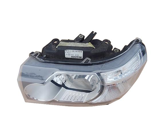 Headlight for Land Freelander 2, LR001576, LR001568, front view SCH19