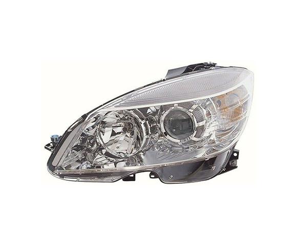 Headlight for Mercedes-Benz C300, C350, C63,2048208761, 2048208861 front view SCH24