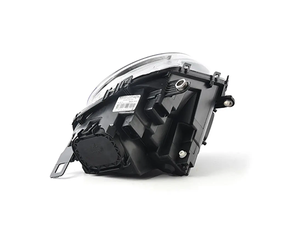 Headlight for Mini R55, R56, R57, 63122751875, 63122751876 back view SCH16
