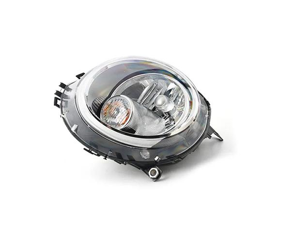Headlight for Mini R55, R56, R57, 63122751875, 63122751876 single view SCH16