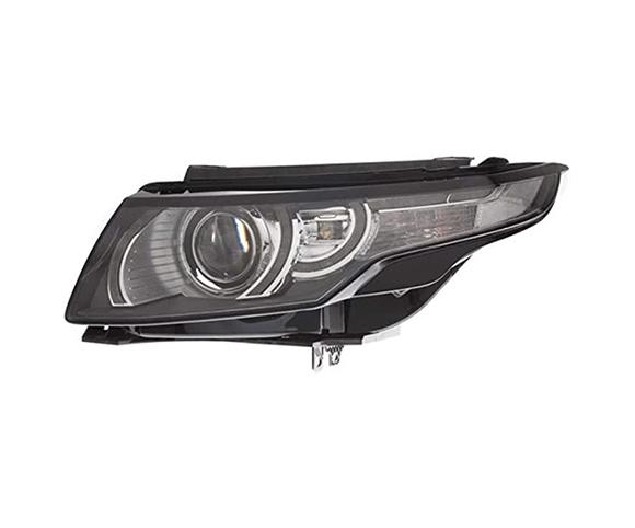Headlight for Range Rover Evoque (LV), LR048058, LR048049 front view SCH20