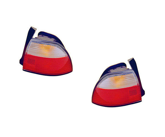 Tail Light for Honda Accord 1996-1997 front view SCTL9