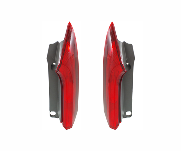 Tail Light for Honda CR-V 2012~2014, 34170T0AA01, 34175T0AA01, pair view SCTL26
