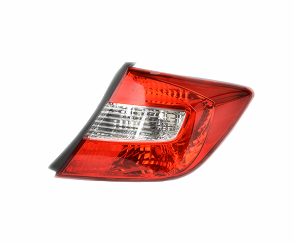 Tail Light for Honda Civic 2012-2013 FB2 FB3, 33550TR0A01, 33500TR0A01, side view SCTL33