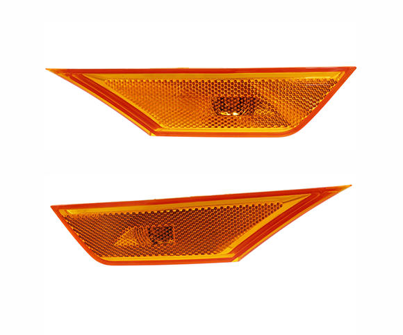 Turn Signal Light For Honda Civic 2016, 33850TBAA02, 33800TBAA02, pair view SCL24