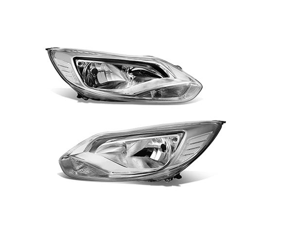 Headlight For Ford Focus 2010~2014, OE BM5113W030CG, BM5113W020CG, pair SCH61