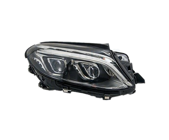 Headlight For Mercedes Benz GLE W166, 2015, OE 1668200759, 1668200859, front SCH53