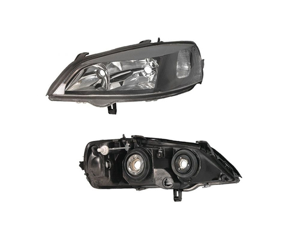 Headlight For Opel Astra 1998~2003, OE 9117303,9117304, pair SCH67