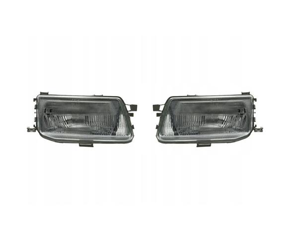 Headlight For Opel Astra F 1991~1994, OE Opel 1216003, Opel 1216004, pair SCH65