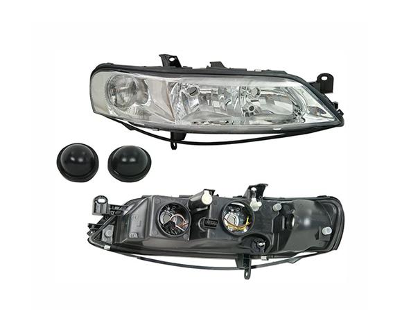 Headlight For Opel Vectra B 1999, OE 54059386, 54059387, pair SCH69