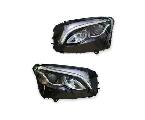 Headlight for Mercedes Benz GLC W253 2015-UP, OE 2539060901, 2539061001, pair SCH46