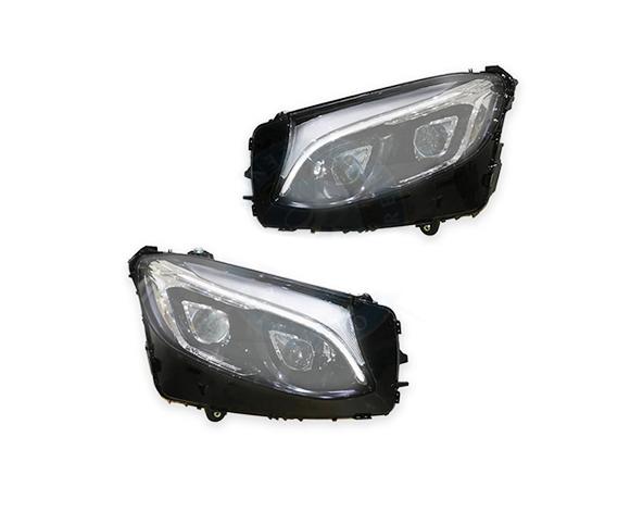 Headlight for Mercedes Benz GLC W253, OE 2539061501, 2539061601, pair SCH47