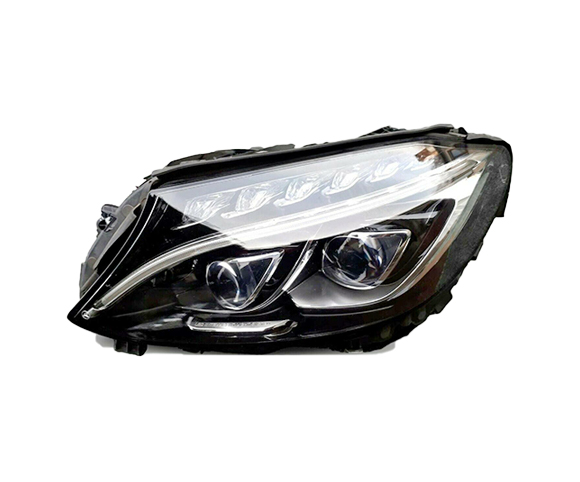 LED Headlight For Mercedes Benz W205 Sedan 2015~2018, OE 2058202961, 2058203061, single SCH38