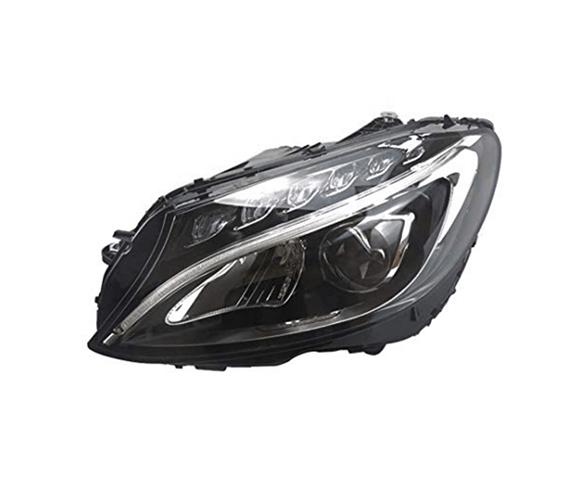 LED Headlight for Mercedes Benz C-Class Sedan W205, 2013~2014, OE 2059067303, 2059067403, front SCH39