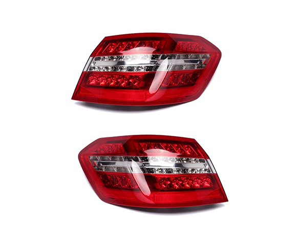 LED Tail Light for Mercedes Benz E-Class W212, 2013, OE 2129060758, 2129060858, pair SCTL38