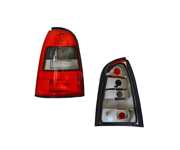 Tail Light for Opel Vectra B, 1996~2003, OE 1223165, 1223164, pair SCTL67