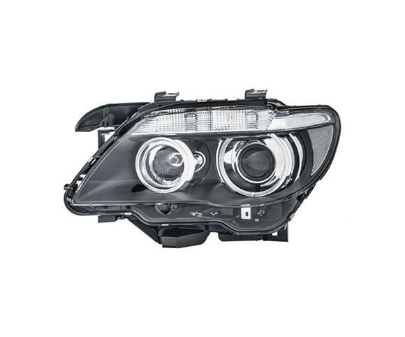 Headlight for BMW 7 series E65, E66, front view SCH79