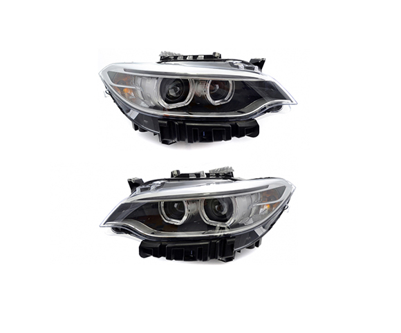 Headlight for BMW F22, F23, F87, 2012-2015 front view SCH73
