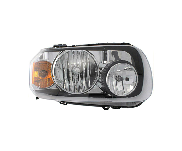 Headlight for Ford Escape 2004-2007 front view SCH110