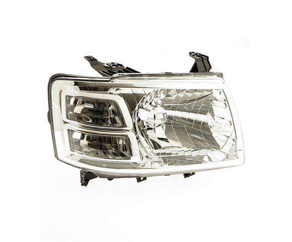 Headlight for Ford Ranger 2005-2012 front view SCH109